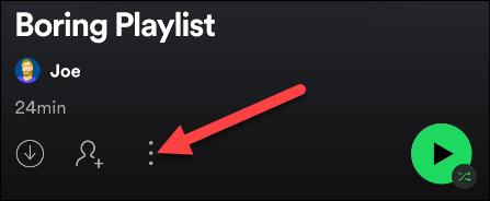 如何删除 Spotify 上的播放列表