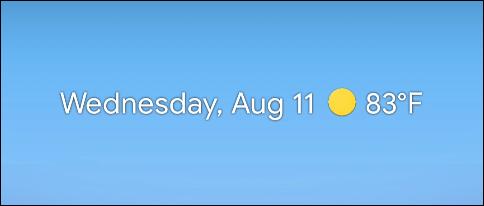 您可以删除 Pixel 上的日历和天气小部件吗?